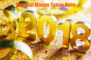 DP BBM Selamat Malam Tahun Baru 2018 Lucu dan Gokil
